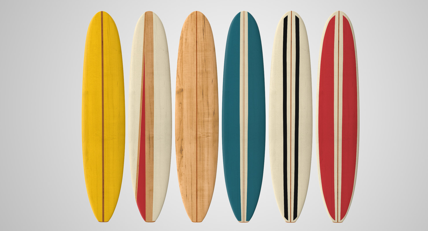 longboard-for-surf